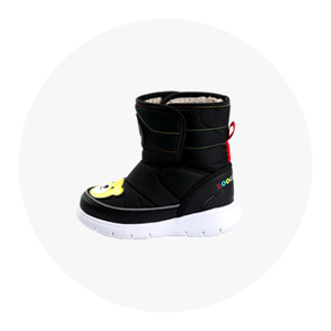CHARACTERBOOTS 2-BLACK